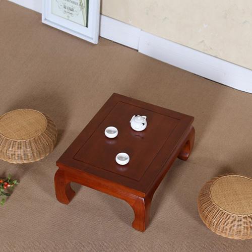 中式榻榻米 藤编 阳台 卧室休闲茶椅坐垫。